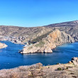 Crimea, Balaklava bay — Stock Photo