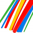 Heat Shrink Tubing — Foto de stock #25813955