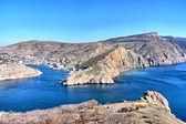 Crimeia, baía de balaclava — Foto Stock