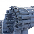 The RBU-6000 Smerch-2 — Stock Photo #26576277