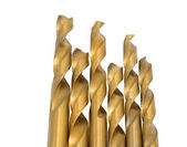 Macro image of Drill bits — Stock Photo