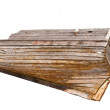 Old wooden rowboat — Stock Photo #27516127