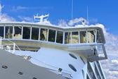 Modern cruise ship — Foto de Stock