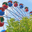 Ferris wheel — Stock Photo #31867241