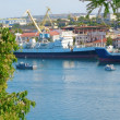 Bay with ships — Stock Photo #32544817