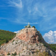 Church on mountain in Crimea — Stock Photo #32545187