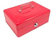 Red box — Stockfoto