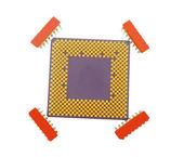 Cpu processors — Stock Photo