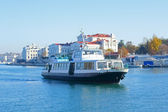 Embankment of Sevastopol city — Stock Photo