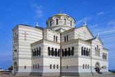 La cathédrale de vladimir à sébastopol — Photo
