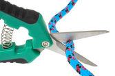Tijeras de cortar la cuerda — Foto de Stock