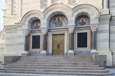 De vladimir kathedraal in sebastopol — Stockfoto