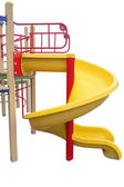 Children's playground  — Стоковое фото