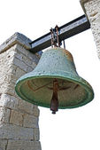 Bell from Notre Dame de Paris  — Stock Photo