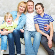 happy family — Stock Photo #13303924