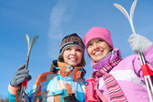 Sport invernale — Foto Stock