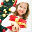 Christmas girl — Stock Photo #13806080