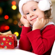 Christmas girl — Stock Photo #13806081