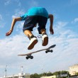 Skateboarder — Stock Photo #13806421