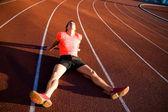 Runner after run — Stock Photo