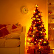 Presents under Christmas Tree — Stock Photo #14085674