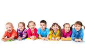 τα παιδιά — Φωτογραφία Αρχείου