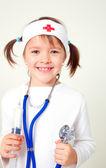 Mi sueño es convertirme en un médico — Foto de Stock