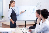 Business meetting — Stock Photo