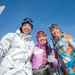 Skiing — Stock Photo #16894395