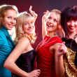Girls party — Stock Photo