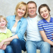 happy family — Stock Photo #18669985
