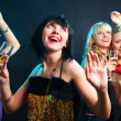 Stock Photo: Dancing party