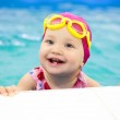 Baby swimmer — Stock Photo #19053101
