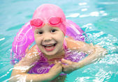Pequeña piscina — Foto de Stock