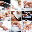 Royalty-Free Stock Photo: Business hands