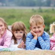 Happy children — Stock Photo #19261325