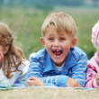 Happy children — Stock Photo #19261371