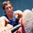 Stock Photo: Bodybuilding