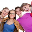 Teens - friends — Stock Photo