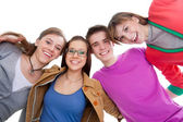 Teens - friends — Stockfoto