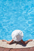 Relaxation on the water — Stock Photo