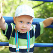 Child on playground — Stock Photo #21416951