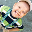 Happy little boy — Stock Photo