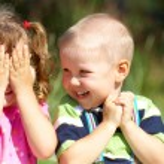 Funny kids — Stock Photo #21416963