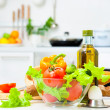Healthy foods — Stock Photo