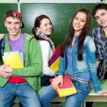 Students — Stock Photo #22505039