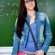 Student girl — Stock Photo #22505055