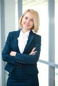 Successful woman — Stock Photo