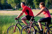 Cycling — Foto Stock