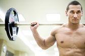 Bodybuilding — Stock Photo